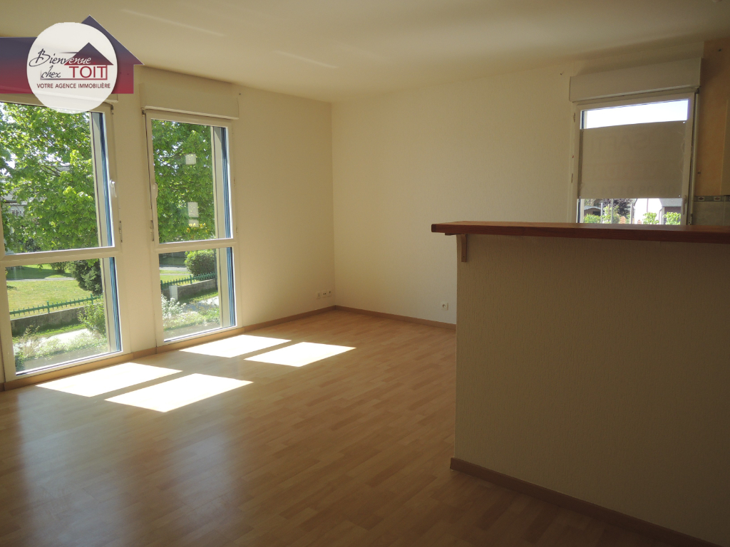 Appartement Breal Sous Montfort 4 pièce(s)  d'environ