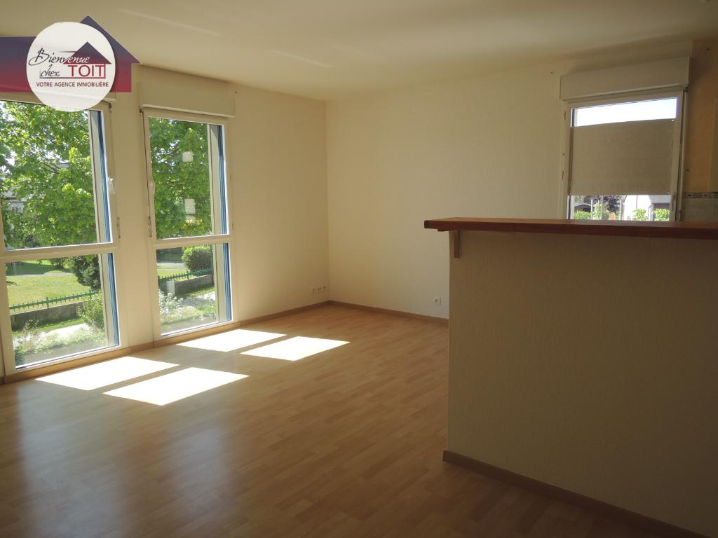 Appartement Breal Sous Montfort 4 pièce(s)