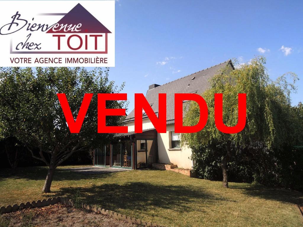 Maison prche Bréal Sous Montfort 5 pièces 105 m²  terrain 650 m²