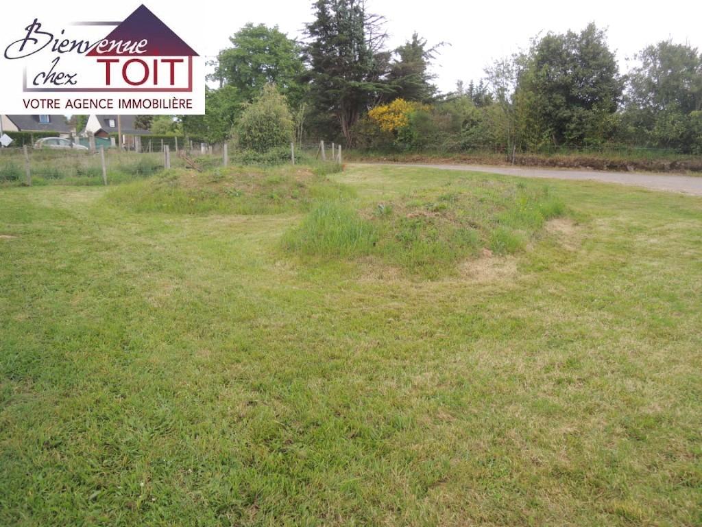Terrain à 7 minutes de Bréal Sous Montfort non viabilisé d'environ 459 m²
